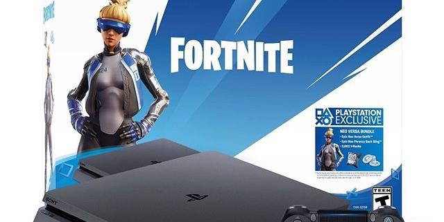 mayorista de Sony PlayStation 4 1TB Fortnite Neo Versa Console Bundle