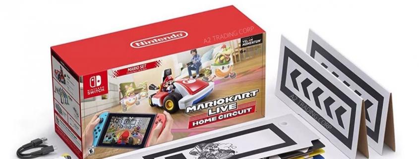 Nintendo Mario Kart Live