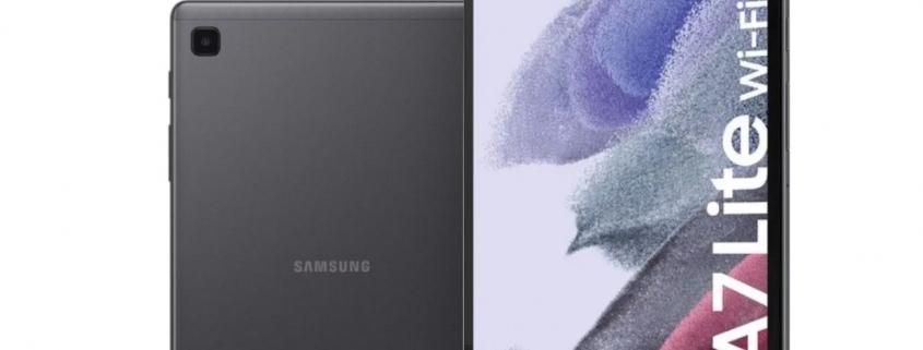 Galaxy Tab A7 Lite distribuidor