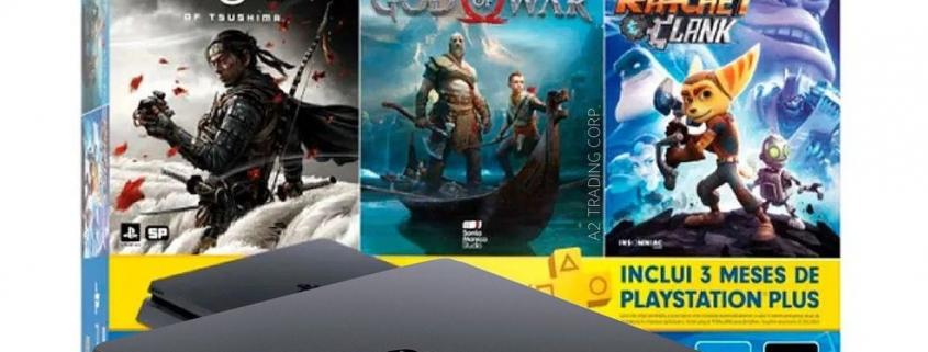 ps4 videojuegos consola distribuidor en eeuu